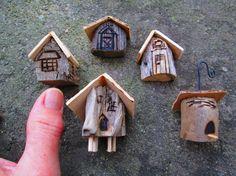 Made to Order 5 Piece Miniature Fairy Garden door WalkSoftly13, $24,00