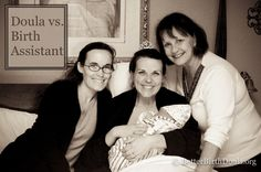 The difference between the roles of a doula and birth/midwife assistant.  BetterBirthDoula.org