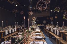 Copper Geometric Industrial Wedding at People's History Museum & Hope Mill Theatre, Manchester Planned by Alternative Weddings MCR Wedding Reception Decorations, Wedding Table, Our Wedding, Wedding Venues, Wedding Stuff, Theatre Wedding, Museum Wedding, Geometric Wedding, History Museum