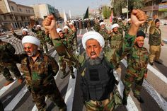 ميليشيا الحشد الإرهابي تقر بفشلها السيطرة على الحدود العراقية السورية غربا