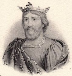 Hugues Capet (987-996) Louis Vi Le Gros, Caricatures, Hugues Capet, French Royalty, French History, Family Roots, Noblesse, England, Rey