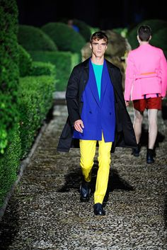 Jil Sander Spring 2011 Menswear