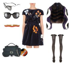 Fendi FW16 #314 by missactive-xtraordinary on Polyvore featuring polyvore, fashion, style, Fendi