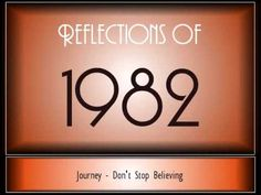 Reflections Of 1982 ♫ ♫ [90 Songs] - YouTube
