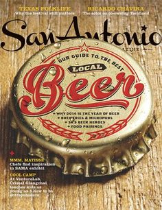 San Antonio Magazine June 2014