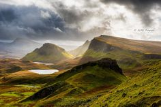 The Quiraing by Kevin Ainslie on 500px