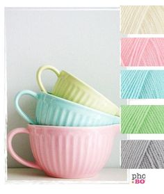 Cream, Candyfloss, Sherbet, Spring Green, Silver Oh so pretty! Yarn Color Combinations, Colour Schemes, Spring Colors, Spring Green, Colour Pallette, Color Balance, Polychromos, Colour Board, Color Swatches
