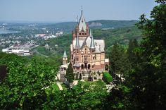 Germany: North Rhine-Westphalia: Königswinter: Schloss Drachenburg