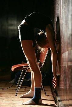 flexible girl // http://motywatory.ruszamysie.pl