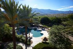 Miraval in November. One of my FAVORITE vacations EVER!  Love it here and can't wait to go back.