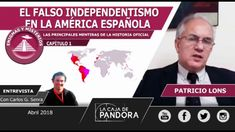 La Falsa Independencia en la AMÉRICA ESPAÑOLA | Patricio Lons Movies, Movie Posters, Argentina, Films, Film Poster, Cinema, Movie, Film, Movie Quotes