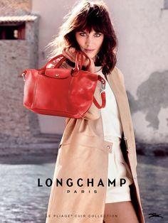 Alexa Chung Longchamp Miu Miu Fashion News New York Fashion Elle Fashion