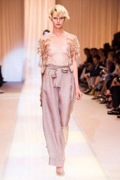 Armani Privé - Fall 2013 Couture 20 - The Cut
