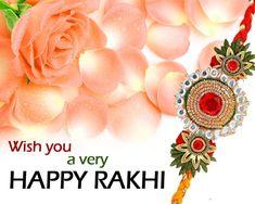 Wish your siblings Happy Rakhi with Best Happy Raksha Bandhan 2014 HD Images, Happy Rakhi 2014 Wishes for Brother. Get Raksha bandhan 2014 Wishes for your Brother Raksha Bandhan Greetings, Raksha Bandhan Wishes, Happy Rakshabandhan, Are You Happy, Diy Rakhi Cards, Rakhi Wishes For Brother, Rakhi Message, Social Media Week, Raksha Bandhan Photos