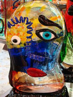 Murano Glass by The_Sham, via Flickr