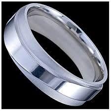 cincin platina