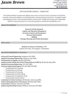 General Accounting  Resume Professional Writers  Resume Samples