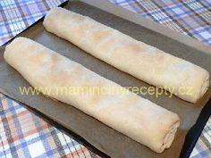 Pivní štrůdl Hot Dog Buns, Hot Dogs, Strudel, Bread, Ethnic Recipes, Food, Brot, Essen, Baking