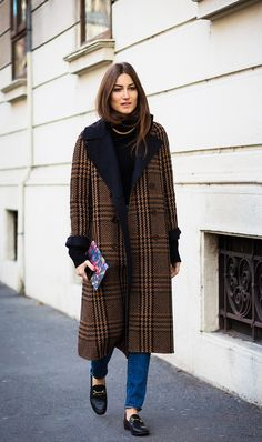The Flat Shoe Trend Every Girl Will Be Pleased About This Autumn via…
