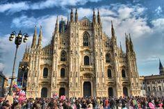 Buscando el fresco en las catedrales más hermosas del mundo