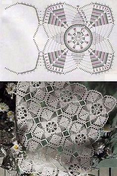 Bieżnik Crochet, Lace, Women, Fashion, Moda, Women's, Crochet Crop Top, Chrochet, Fasion
