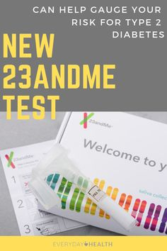 The new #genetic test can tell if you're at risk for #diabetes.