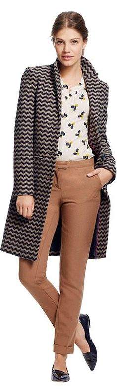 COAT BY BODEN