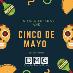 Happy Cinco de Mayo everyone! Business Tips, Digital Marketing, Web Design, Instagram Posts, Happy, Cinco De Mayo, Design Web, Ser Feliz, Website Designs