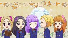 This pict will posted on Aikatsu Anime Scene