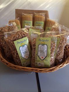 Organic sicilian pasta
