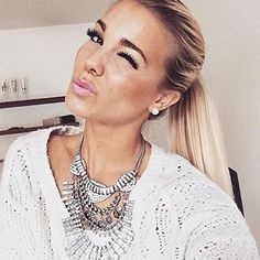 Tribal Boho Statement Necklace #fashion #ootd #photooftheday - 19,90 € @happinessboutique.com
