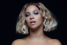 Mine - Beyonce's Makeup Looks from the Beyonce Visual Album