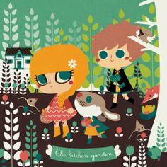 Rozenn Bothuon : Portfolio : Portfolio : Pour La Marelle Edition -2012-