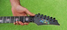 Une guitare Mario ? Mario Guitar