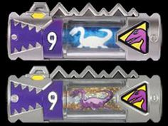 Dino Chargers - Power Rangers Dino Charge | Power Rangers Central