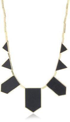 House of Harlow 1960 14k Yellow Gold-Plated Black Leather Station Necklace 18 inches plus 2 inch extender House of Harlow 1960,http://www.amazon.com/dp/B00462RSTO/ref=cm_sw_r_pi_dp_Q0mWrb9B6EFF41A5