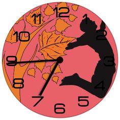 Clock MWL Design NL 0888015 from Living design and accessories MWL Design NL by DaWanda.com