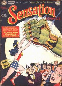 Sensation Comics #99