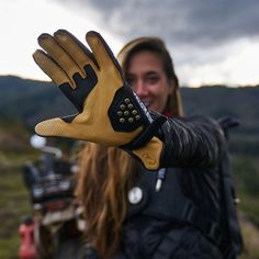 Finalizing our new Speedway gloves now. Will be ready to ship in June! We have completely reworked our classic glove upgrading the palms to a 1.0 mm thick luxurious New Zealand deerskin for better tactile feel on your controls. We are using a breathable lambskin for the articulated forchette's in between the fingers and a highland goat skin for the back of hand to provide superior abrasion resistance and stability. We will also be launching our new scrambler style glove and an armored shorty…