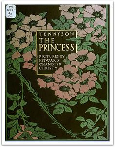 The Princess illustrated by Howard Chandler Christy 1911 - Cover