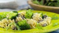karbonadedeig og pasta, front
