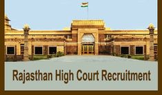 Real Information: Rajasthan High Court Driver & Class IV Posts District Court, Last Date, Apply Online, Important Dates, 40 Years, Posts, Group, Mansions, Cards