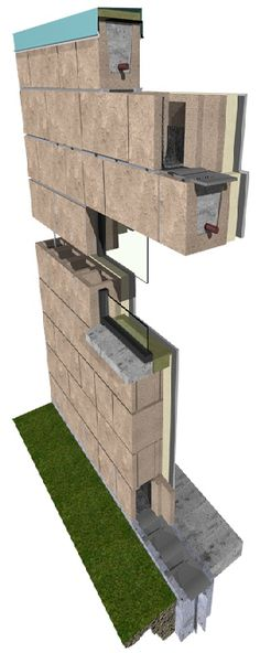 Collar Joint The Vertical Joint Between Masonry Withes
