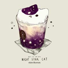 Night Star Cat