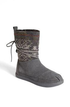 Toms - Nepal Jacquard' Boot (Grey)