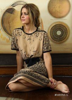 Мода и стиль: Платье - истинная женственность