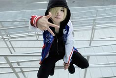 Yuri on Ice - PatJi(Patji) Yuri Plisetsky Cosplay Photo - Cure WorldCosplay