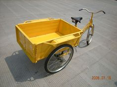 3 Wheel Bikes with cargo - Bing Images