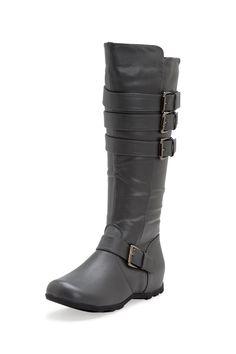 ANNA Shoes Liliana Boot » I like the grey.