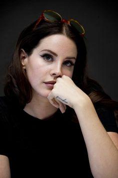 Lana on a 'Big Eyes' press conference, New York (Dec. 04, 2014)